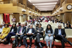 Dignitaries at Moot Court Competition