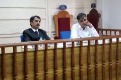 Mr. Vipul Joshi & Mr. Kishu Daswani, Advocates
