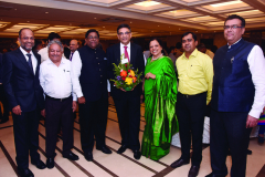 CA Vipul K. Choksi (President) with Office Bearers of GSTPM