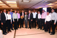 CA Vipul K. Choksi (President) with Office Bearers of MCTC and others