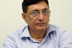CA Natwar Thakrar (Chairman) addressing the delegates