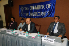 Half Day Workshop on IT Security in Tax Consultants Office was held on 22nd February, 2019 at Kilachand Hall, IMC, Churchgate