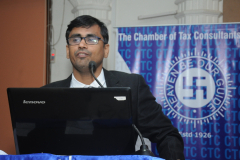 Lecture Meeting on TDS Procedures covering Issues on Processing by CPC was held on 29th January, 2019 at Walchand Hirachand Hall, 4th Floor, IMC, Churchgate