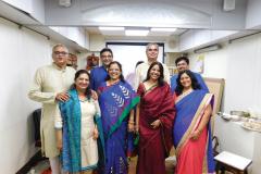 Shree Satyanarayana Puja was held on 20th July, 2019 at CTC Office.