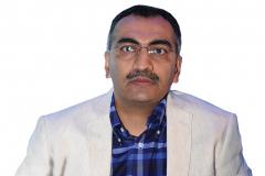 CA Amrish Shah addressing the delegates