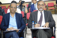 Final Round Judges Mr. Deepak Trivedi, Chief General Manager – SEBI & CA Kamlesh Vikamsey